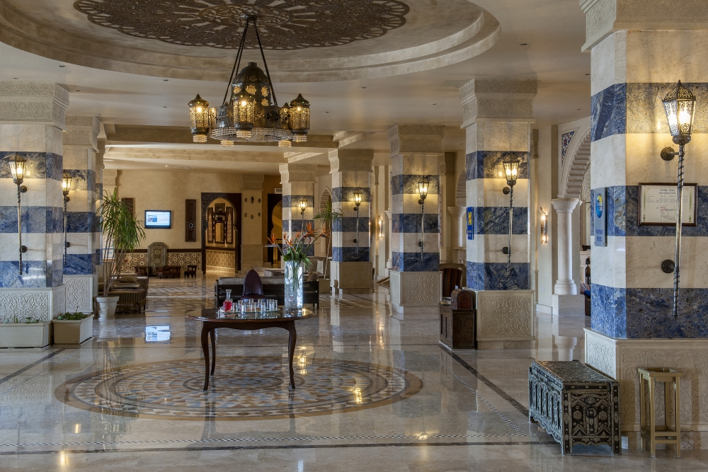 Egiptas 5* viešbutyje Hurgadoje