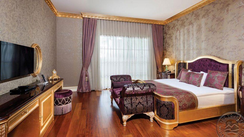 Turkija puikiame 5* viešbutyje Avantgarde Luxury Hotel