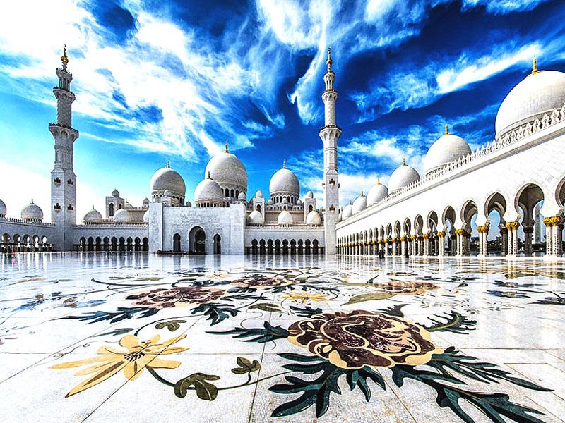 Jungtiniai Arabų Emyratai 2020 m. žiemą