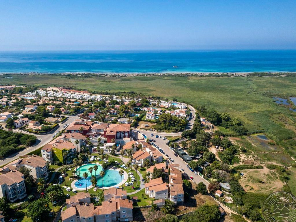 Ispanijos sala Menorka rugsėjo mėnesį