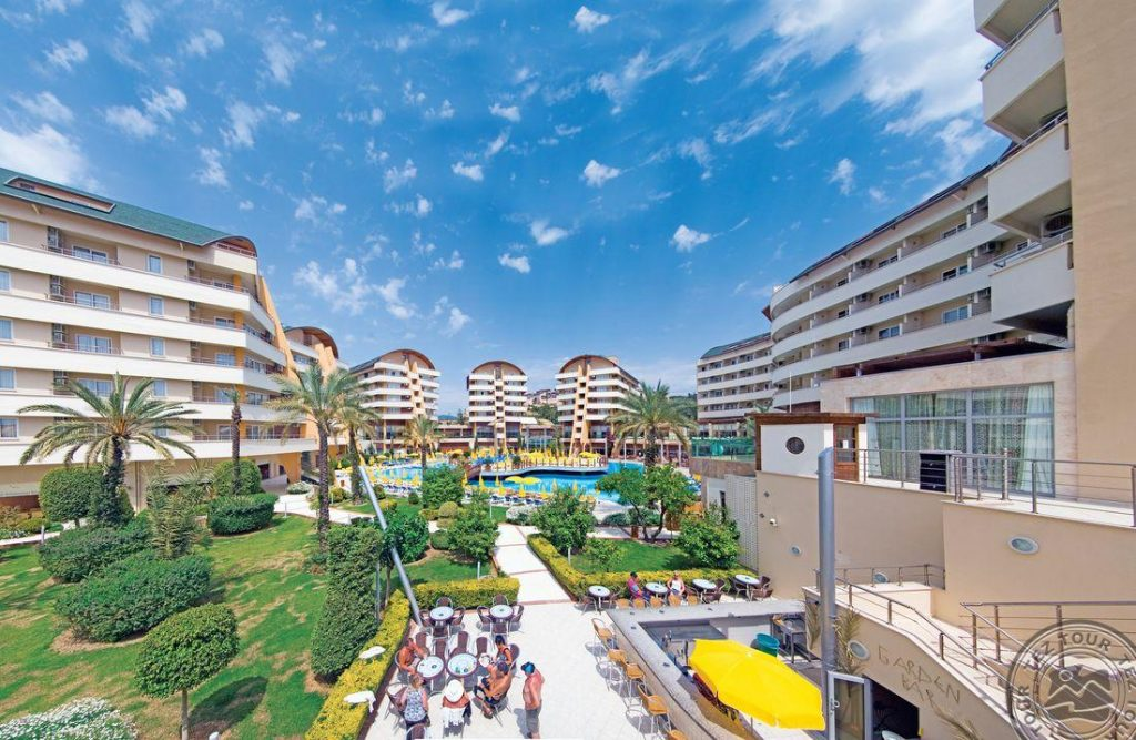 Turkija puikiame 5* viešbutyje Alaiye Resort
