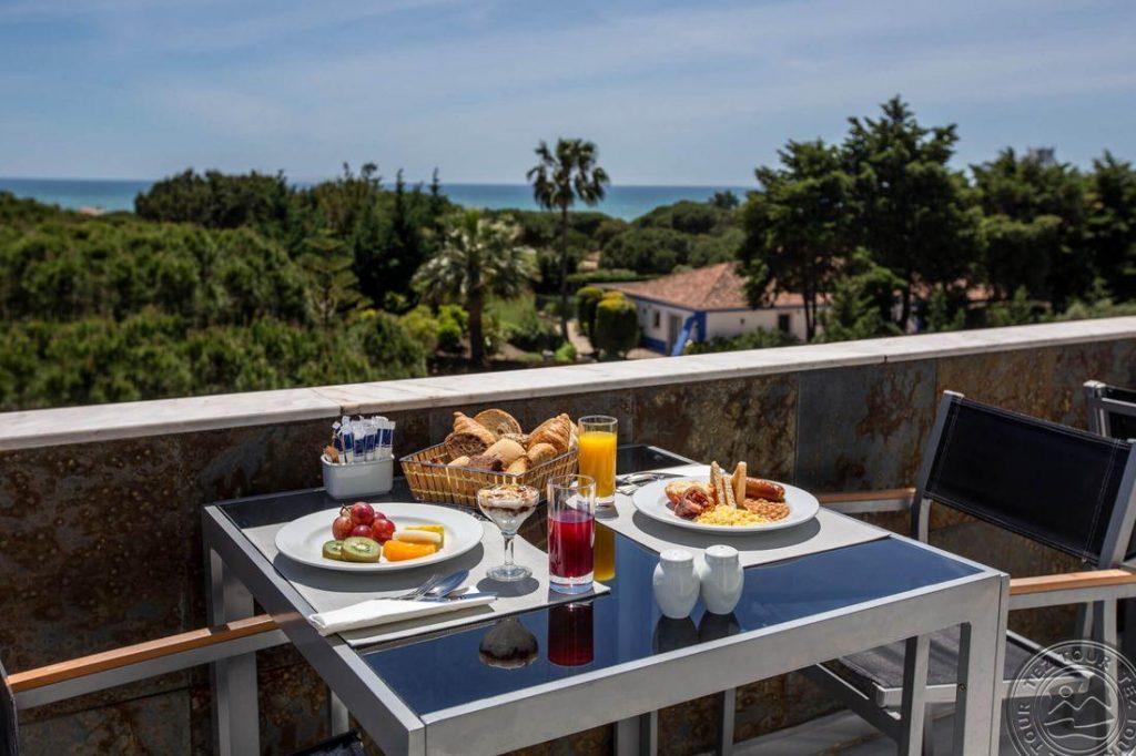 Portugalija/Algarvė spalio mėnesį su pusryčiais