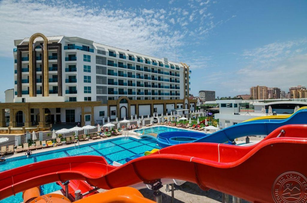 Turkija 5* viešbutyje Lumos Deluxe Resort