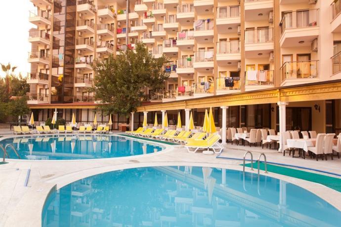 Paskutinė minutė. Turkija 4* Monte Carlo Hotel