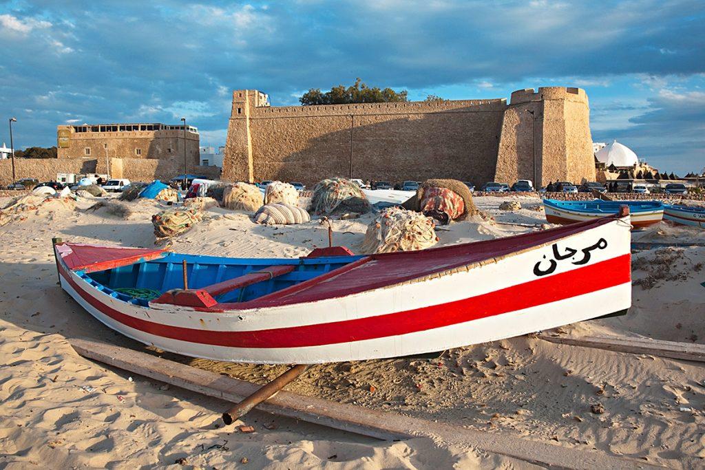 Tunisas iš Vilniaus 2020 m. gegužę