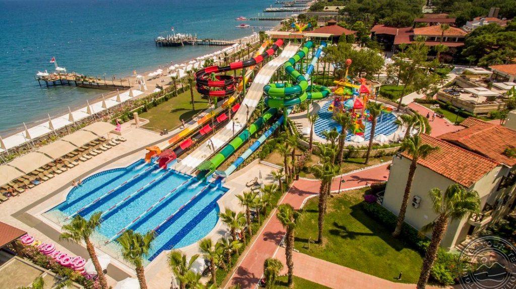 Prabangus poilsis Turkijoje pavasarį 5* Crystal Flora Beach