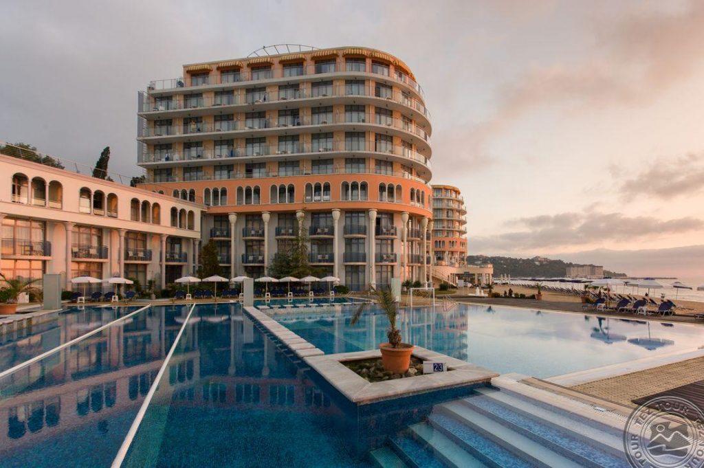 Bulgarija puikiame 4* viešbutyje su ultra viskas įskaičiuota