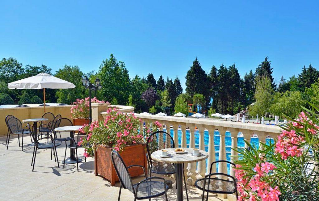 Bulgarija 4* Sol Nessebar viešbutyje