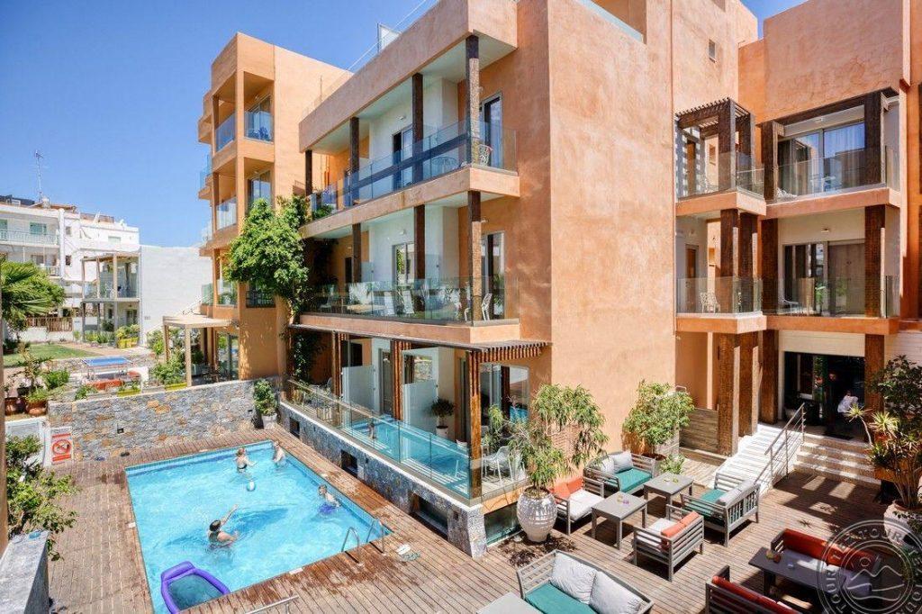 Kreta 4* viešbutyje Palmera Beach Hotel