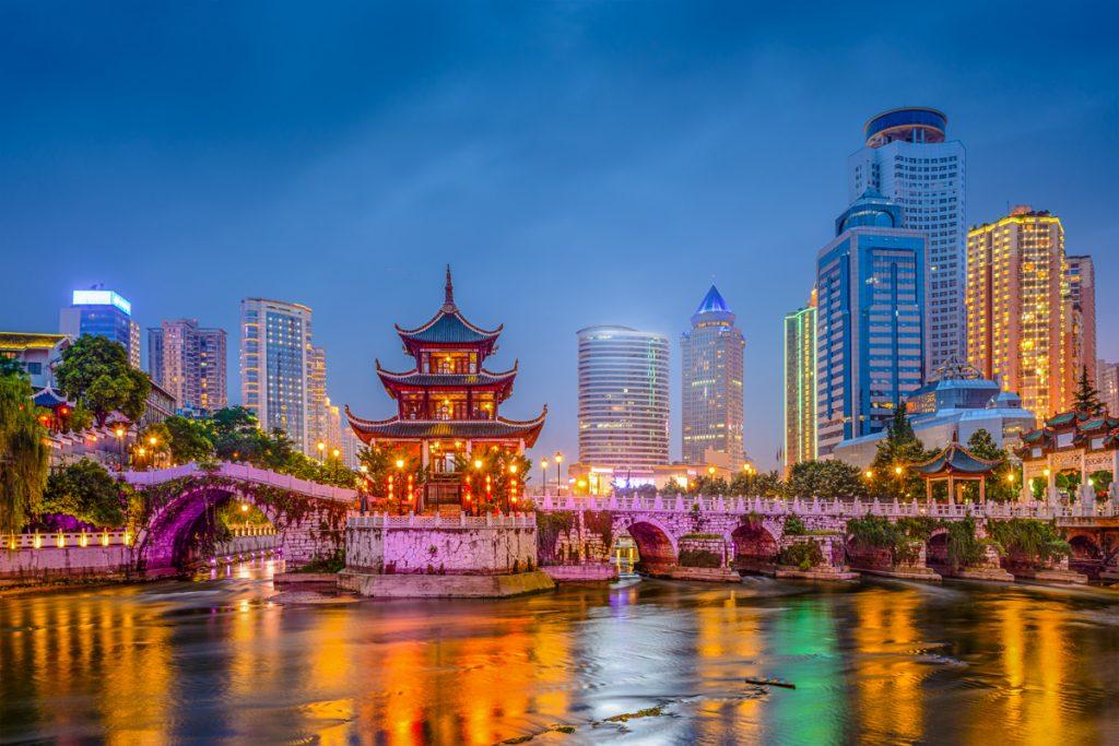 NAUJIENA. Pažintinė kelionė į Kiniją