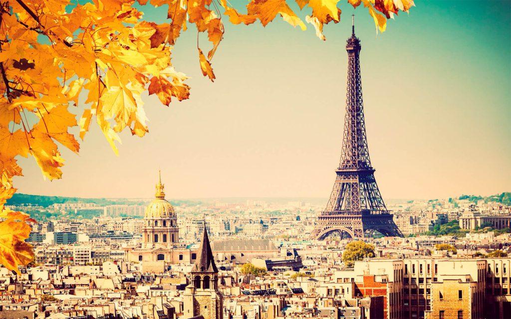 Skrydis į Paryžių Valentino dienai