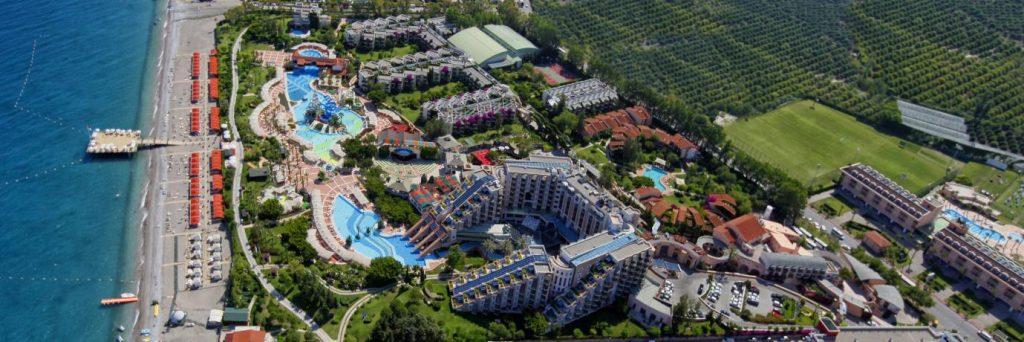 Turkija 5* viešbutyje Limak Limra