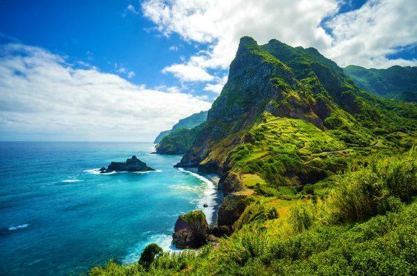 Madeira/ Portugalija pavasarį