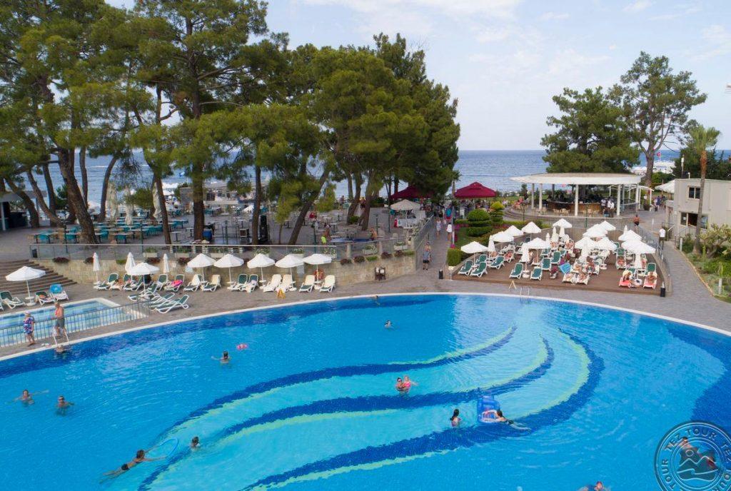 Poilsis Turkijoje 5***** viešbučiuose
