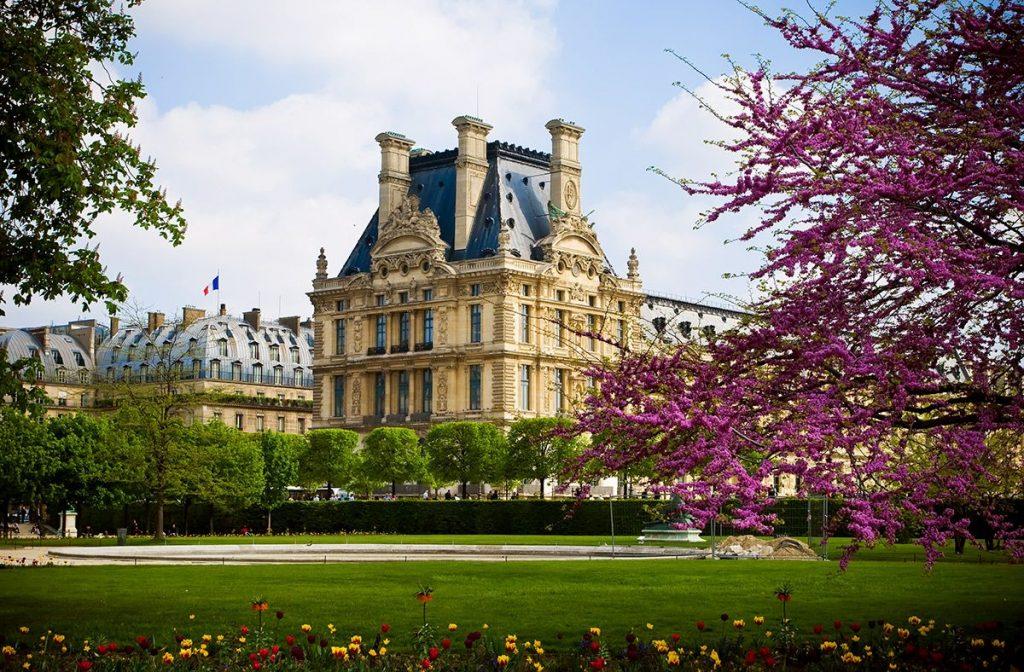 Trumpas Pasivaikščiojimas Po Paryžių